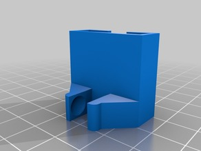 Raspberry Pi Camera Mount for 2020 Extrusions - Remix