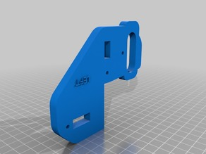 Anet A8 Adjustable Z Axis Top Plates for Anti Bind & Alignment