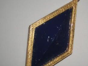Nadia The Secret of Blue Water Pendant 1:1