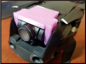 DJI Mavic Air lens changing jig