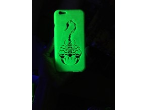 Iphone 6/6s  scorpio case