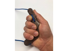 Control Line handle (custom right hand)
