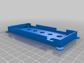 Portabee gen6.d electronics casing