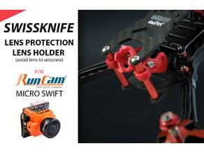 Swissknife : Runcam micro protection
