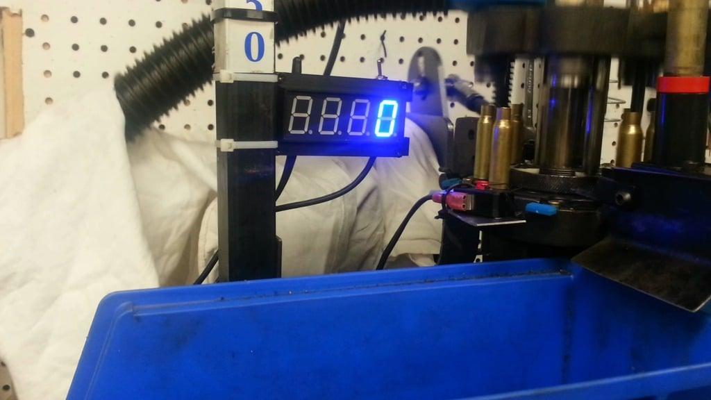 Dillon precision 550 , 650 & 1050 reloading machine round
