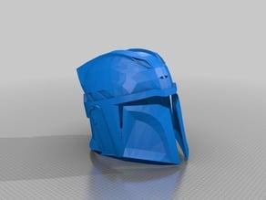 Star wars Mandalorian Helmet Version 3