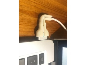 MacBook power cable protector