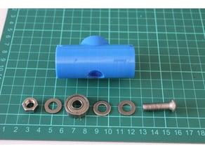 Filament Spool Add-on for Proton