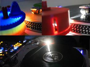 Lightshow for your Turntable