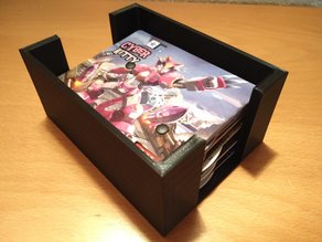 Monster Boards box - insert for King of Tokyo