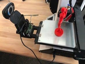 MPSM V1/V2 C615 Camera Pi Zero Mount