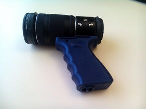 Olympus Air a01/Sony AS15/Sony AS20 grip