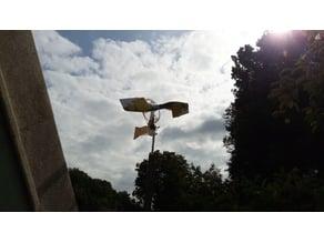 Airslicer windmill (work in progress)