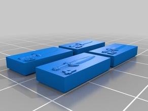 Lego Inventory Tiles
