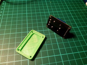 Single Relay Module Bumper