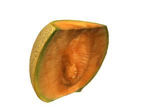 The Melon-Half