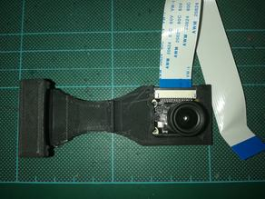 Support camera rasperry pi flyingbear p905