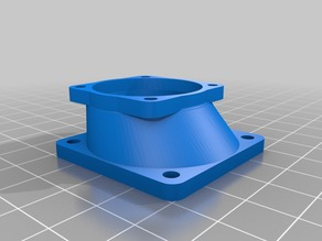 Yet another 40mm to 30mm fan adaptor