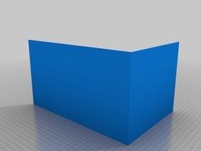 Max Print Area - MakerBot Replicator+