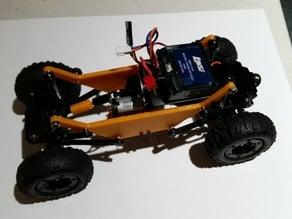 Losi Micro Crawler Frame Extension
