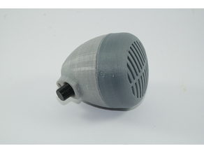 Scooter microphone ( Shure 520DX )