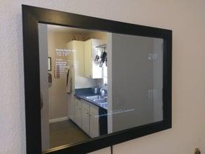 Magic Mirror mount