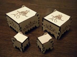 Trinket Box (customizable)