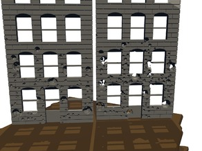 Add Bullet Damage to Buildings