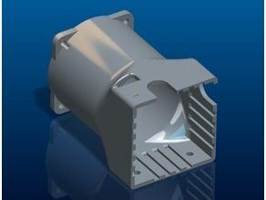 Magom Hydraulic Pump Cooling System