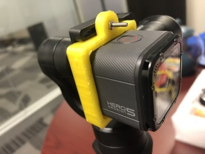 Gimbal Stick - Hero Session to GoPro adapter