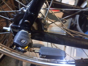 Sram t3 - return pulley (replacement/tuning)