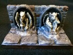 Gargoyle Walls