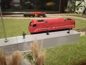 Train body