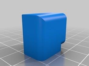 3Drag/K8200 corner glassplate clip