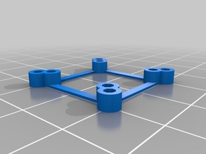 20x20 to 16x16 mm adapter for FC/ESC