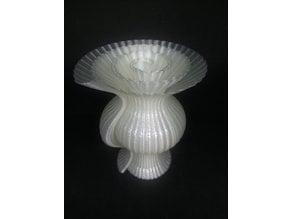 Monocoil Vase