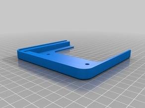 Raspberry pi 7 inch screen case (remastered - split for < 200mm buildplate)