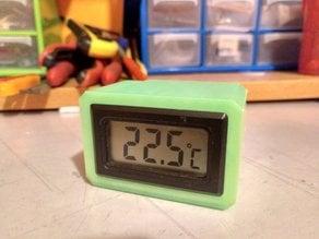 Thermometer box
