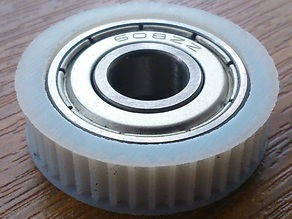 GT2 Pulley for 608ZZ