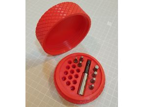 Screwdriver Bits Case 2