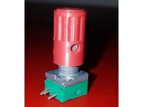 Potentiometer Knob (inner 6mm diameter, outer 10mm)