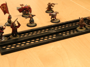 Transport Tray for Tabletop minis