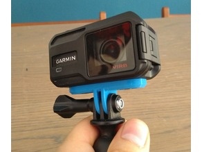 Garmin Virb XE GoPro Adapter