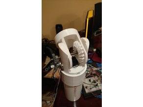 DIY Servo for PVC Pipes
