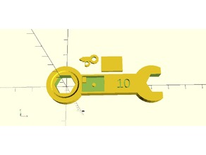 Parametric Ratcheting Wrench