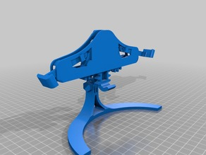 Mechanical Quick Grab/Release Phone Stand - Fusion 360 Files