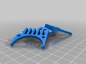 Dual Fan Mount for Prusa i3