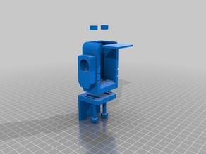 CNC Dustshoe for CNC3018 [by Falconia-CAD]