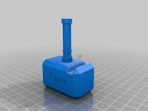 Mjolnir/Thors hammer phone holder/charger