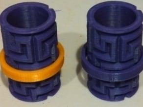 Trick Maze Cylinder